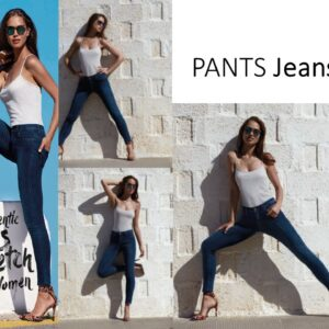 PANTS JEANS STRETCH